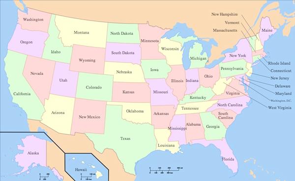 50 state com: