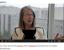 The Daily Caller 'Leaders' Interview Segment with CCHF President Twila Brase!