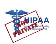 HIPAA - it's not an anniversary worth celebrating.