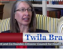 The Daily Caller's Ginni Thomas interview of Twila Brase