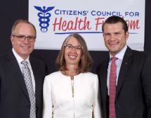 2017 Annual Dinner with Pete Hegseth
