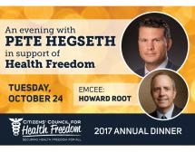 CCHF Welcomes Health Care Champions to Oct 24 Event