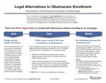 With Open Enrollment Underway, CCHF Urges Americans to 'Refuse to Enroll' in Obamacare