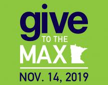 Give to the Max 2019!