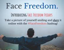 "CCHF Launches ""Face Freedom"" Campaign"