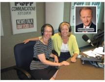 Senator Limmer expresses admiration to Brase on Newstalk