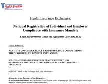 Employer and Exchange Data-Sharing Requirements