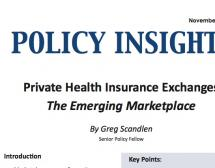 Private Health Insurance Exchanges The Emerging Marketplace