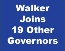 CCHF Applauds Gov. Walker's Refusal to Implement a State Health Insurance Exchange