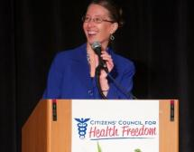 Twila Brase's Speech - CCHF's Fundraising Dinner Event