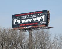 "CCHF's ""NOTaMarketplace"" Billboard Campaign Exposes Federal Deception"
