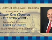Freedom from Obamacare - The Pathway Out.