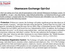 Exchange Opt-Out