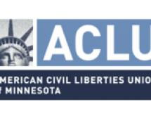 Statement of the ACLU of Minnesota In Opposition to HF 2526