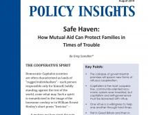 Safe Haven: How Mutual Aid Can Protect Families in Times of Trouble